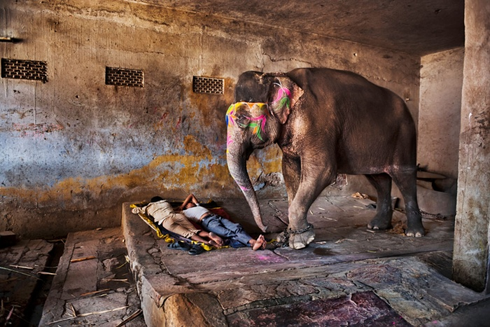 Steve McCurry Spirit of India